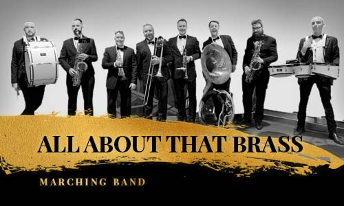 7 Entertainment - Brass Band