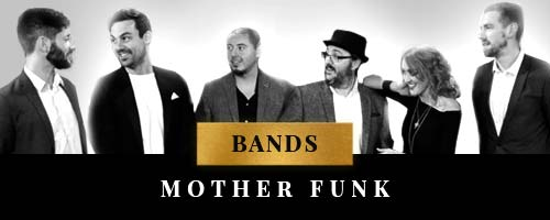 mother funk event band for hire