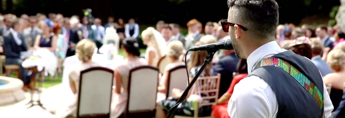 entertainment idea for Wedding with Ceremony Music