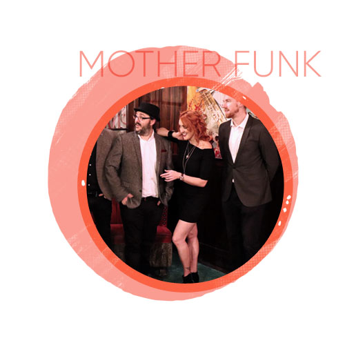 wedding reception music with mother funk