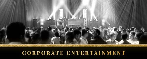 Corporate Entertainment & Events