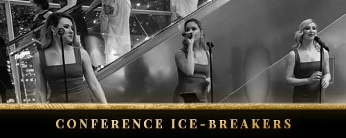 Conference Ice Breakers