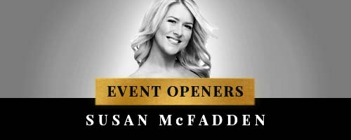 event opener with Susan McFadden