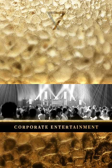 Corporate Entertainment