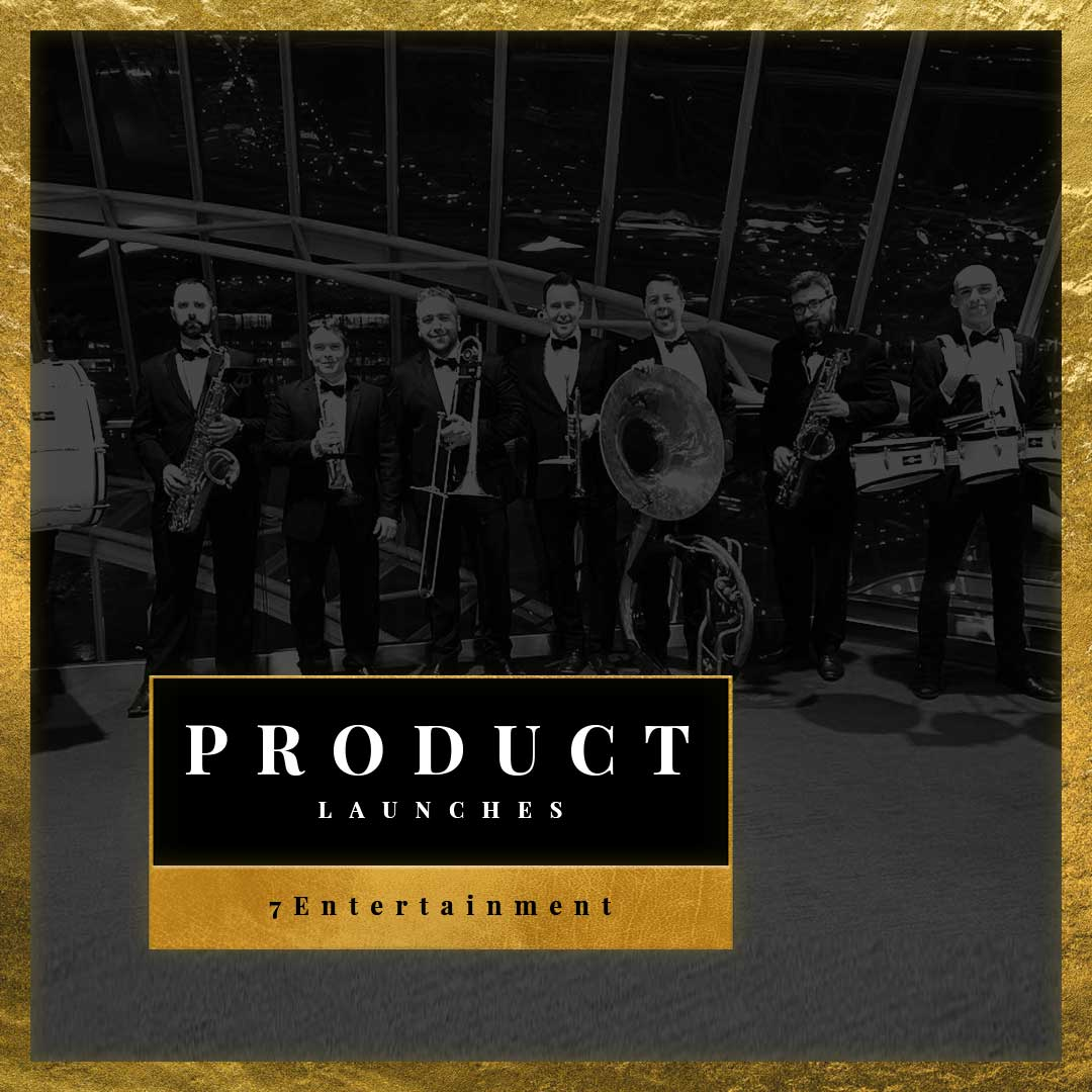 Music for product or company launches