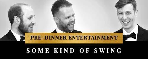 entertainment for Pre Dinner Entertainment
