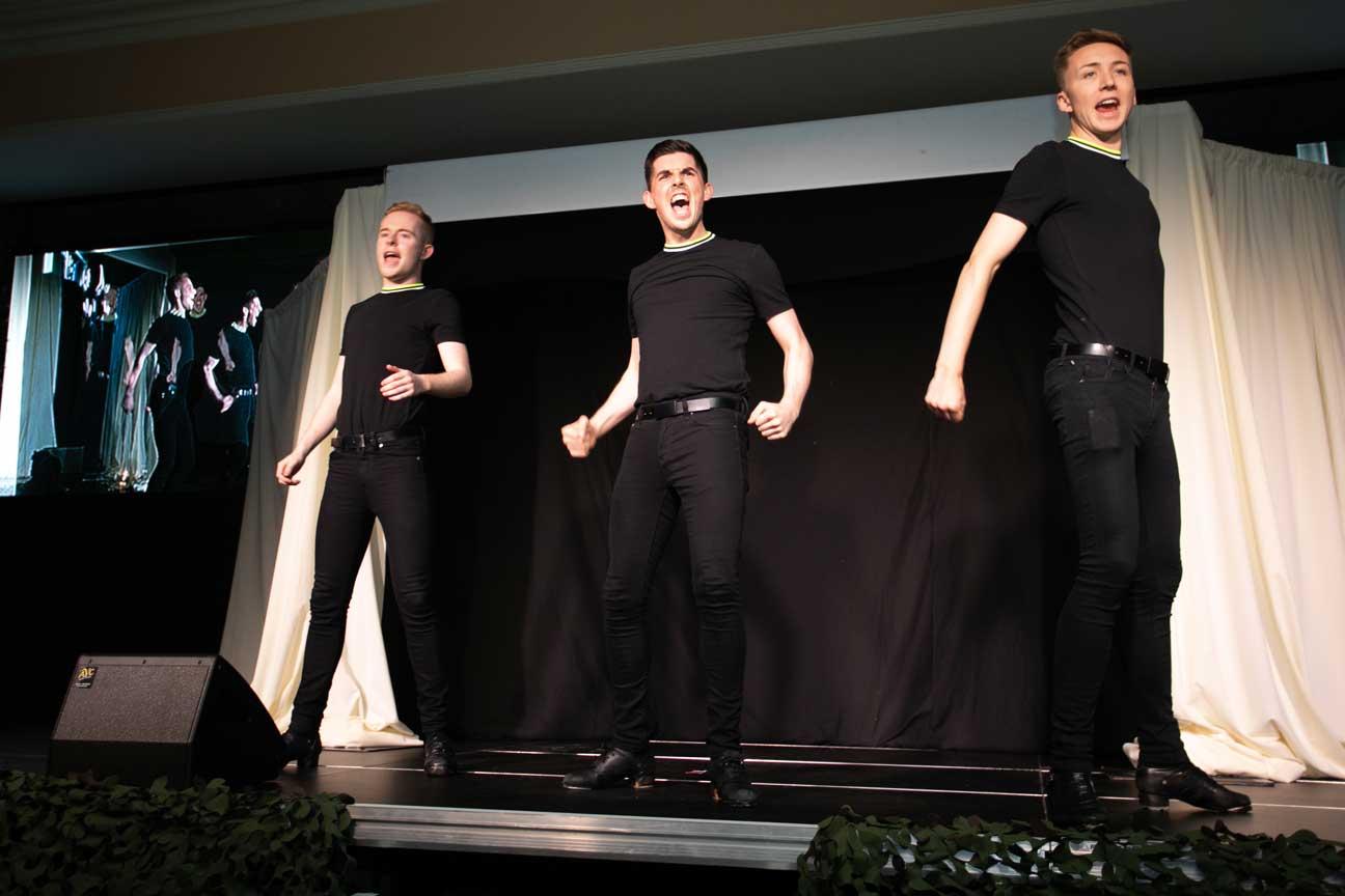 7 Entertainment - Irish Dancers