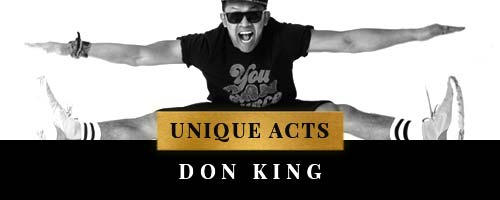 unique acts with Don King