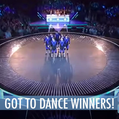 got to dance winners prodijg