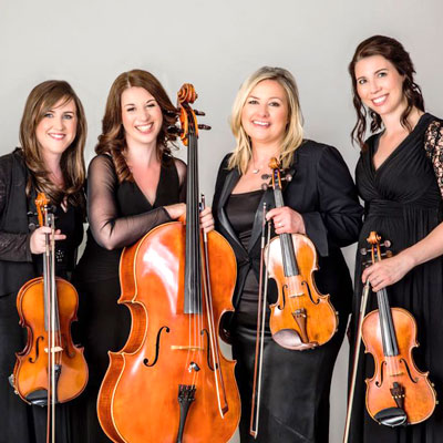String Quartet for your wedding day