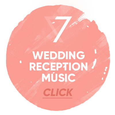 reception music for wedding